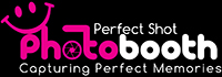 Perfect Shot Photo Booth web logo